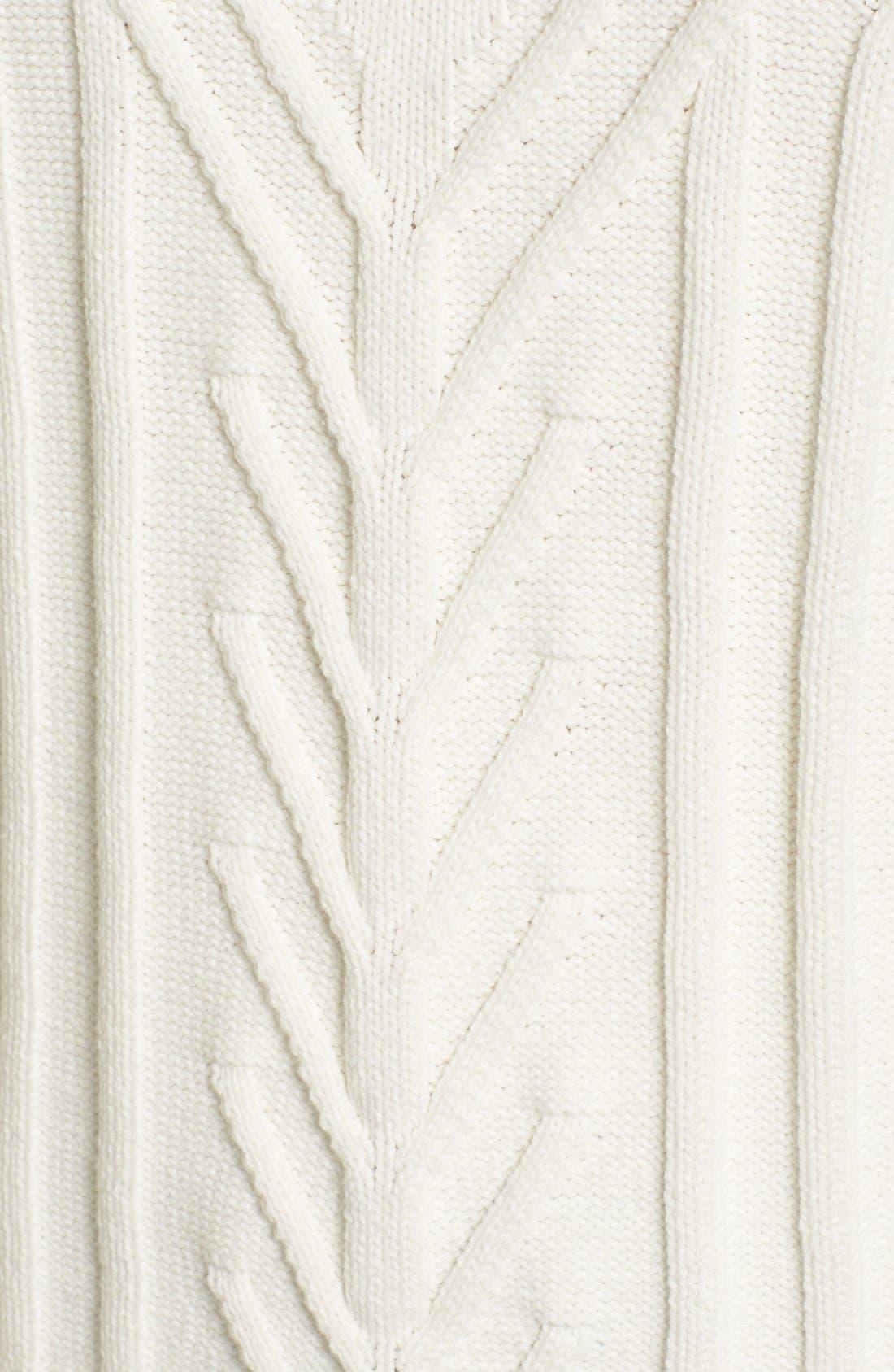 Alternate Image 5  - Vince Camuto Cold Shoulder Sweater (Regular & Petite)