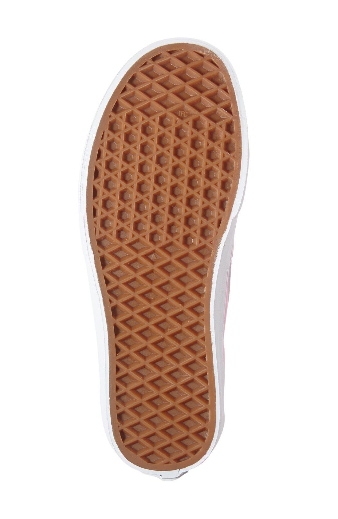Alternate Image 4  - Vans 'Sk8-Hi' Sneaker (Women)
