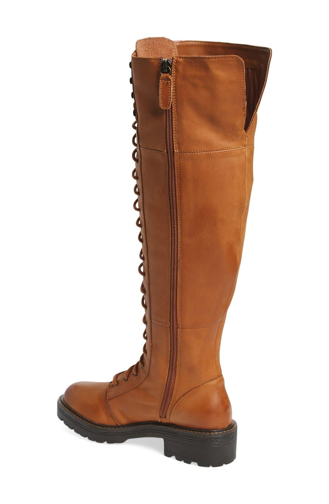 Alternate Image 2  - Kelsi Dagger Brooklyn 'Malcom' Over the Knee Boot (Women)