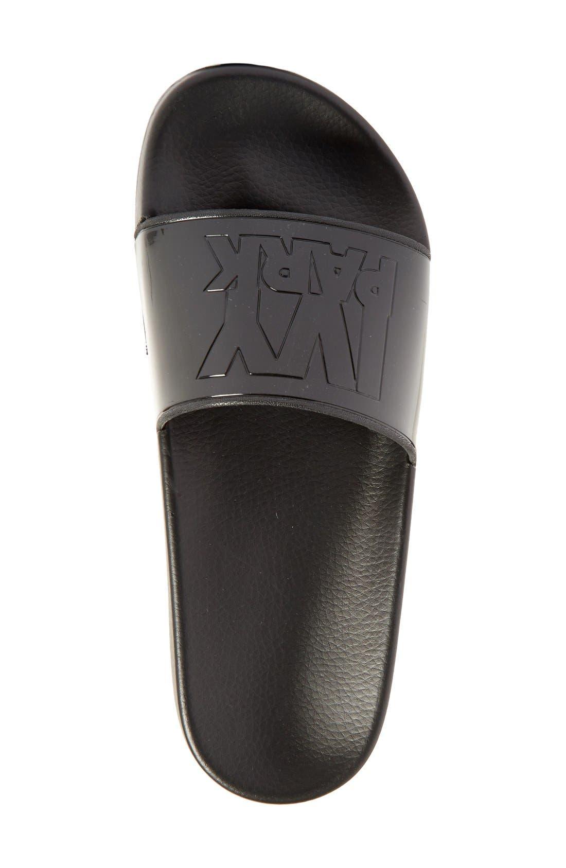 Alternate Image 3  - IVY PARK® Logo Slide Sandal (Women)