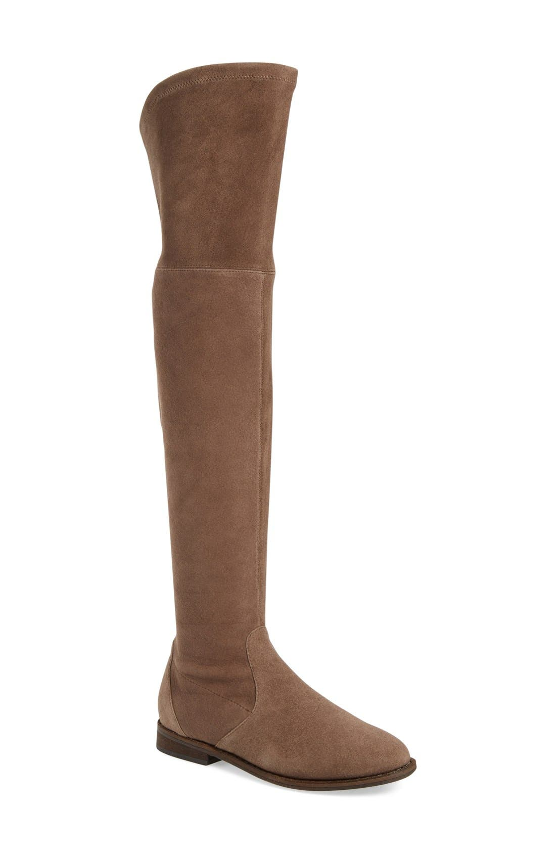 Gentle Souls 'Emma' Over the Knee Boot (Women) (Narrow Calf)