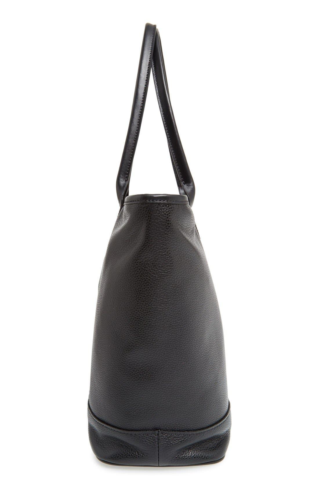 Alternate Image 5  - Longchamp 'Veau' Leather Tote