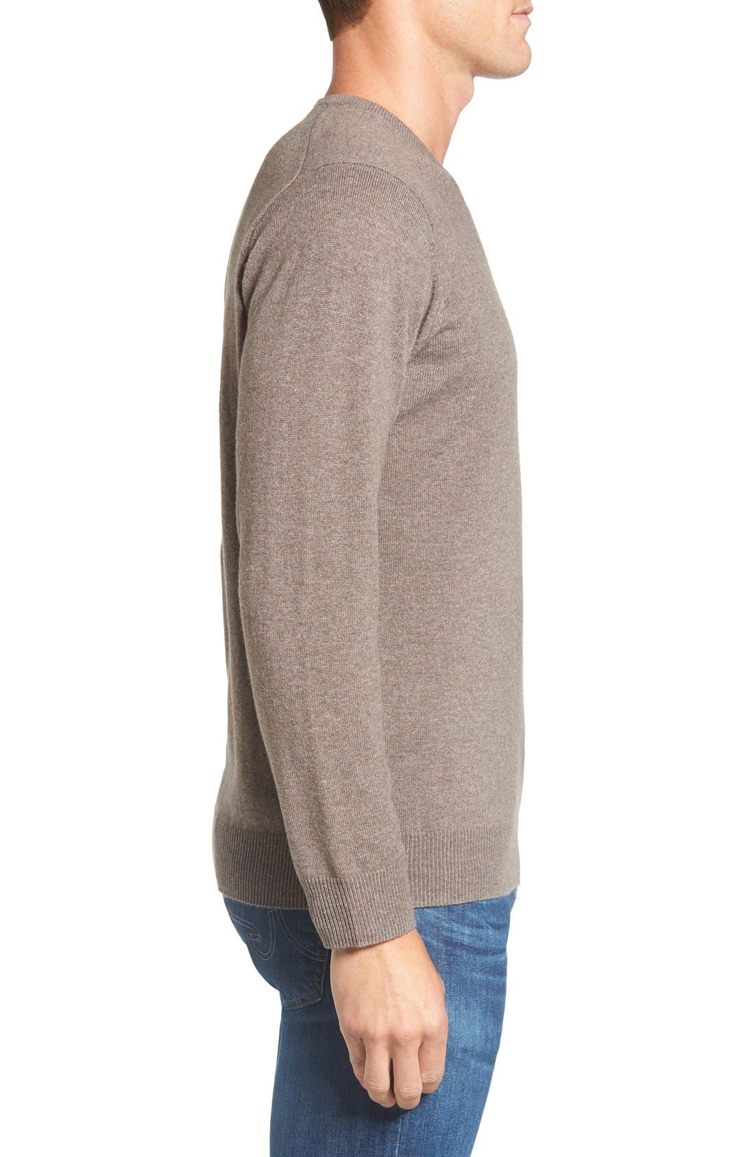 Alternate Image 3  - Rodd & Gunn 'Inchbonnie' Wool & Cashmere V-Neck Sweater