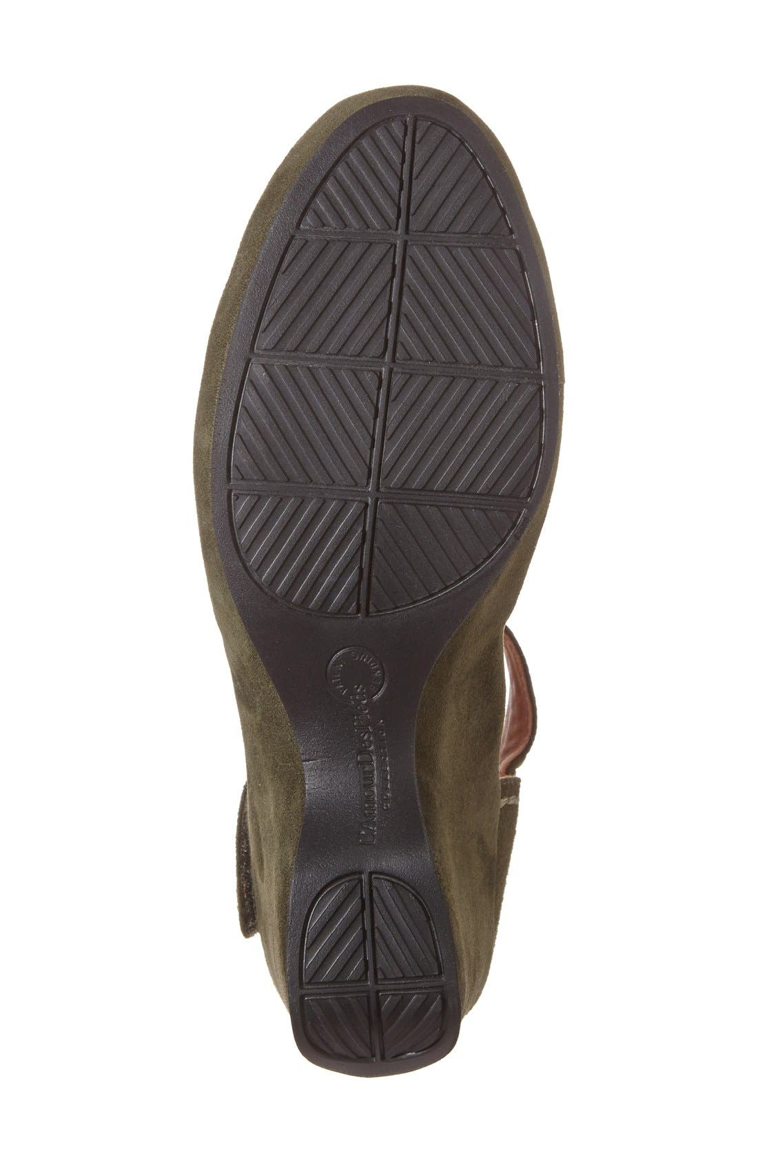 Alternate Image 4  - L'Amourdes Pieds'Orva' Wedge Sandal (Women)
