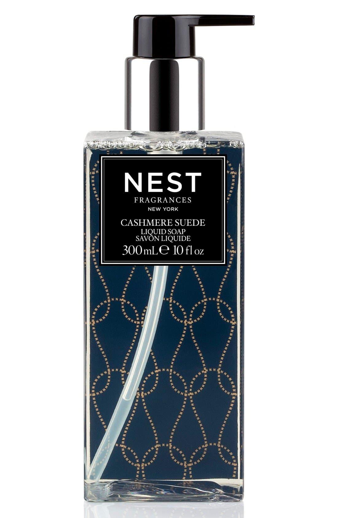 NEST Fragrances 'Cashmere Suede' Liquid Soap