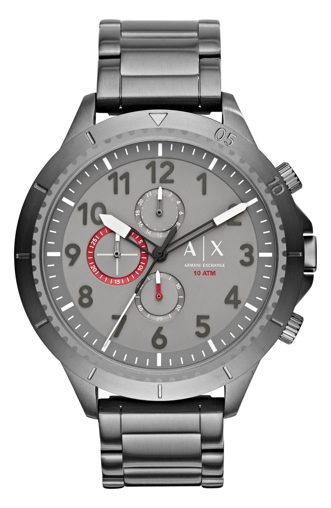 AX ARMANI EXCHANGE Chronograph Bracelet Watch, 50mm