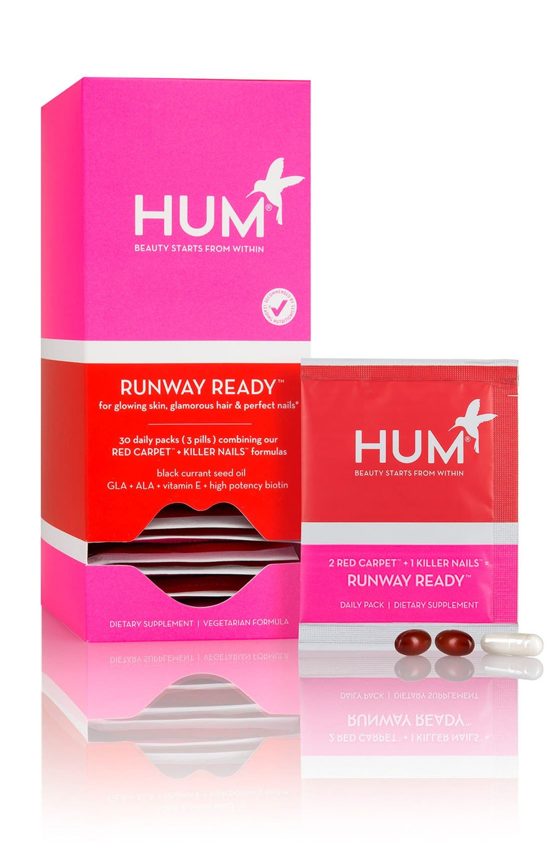 Alternate Image 1 Selected - Hum Nutrition Runway Ready Regimen
