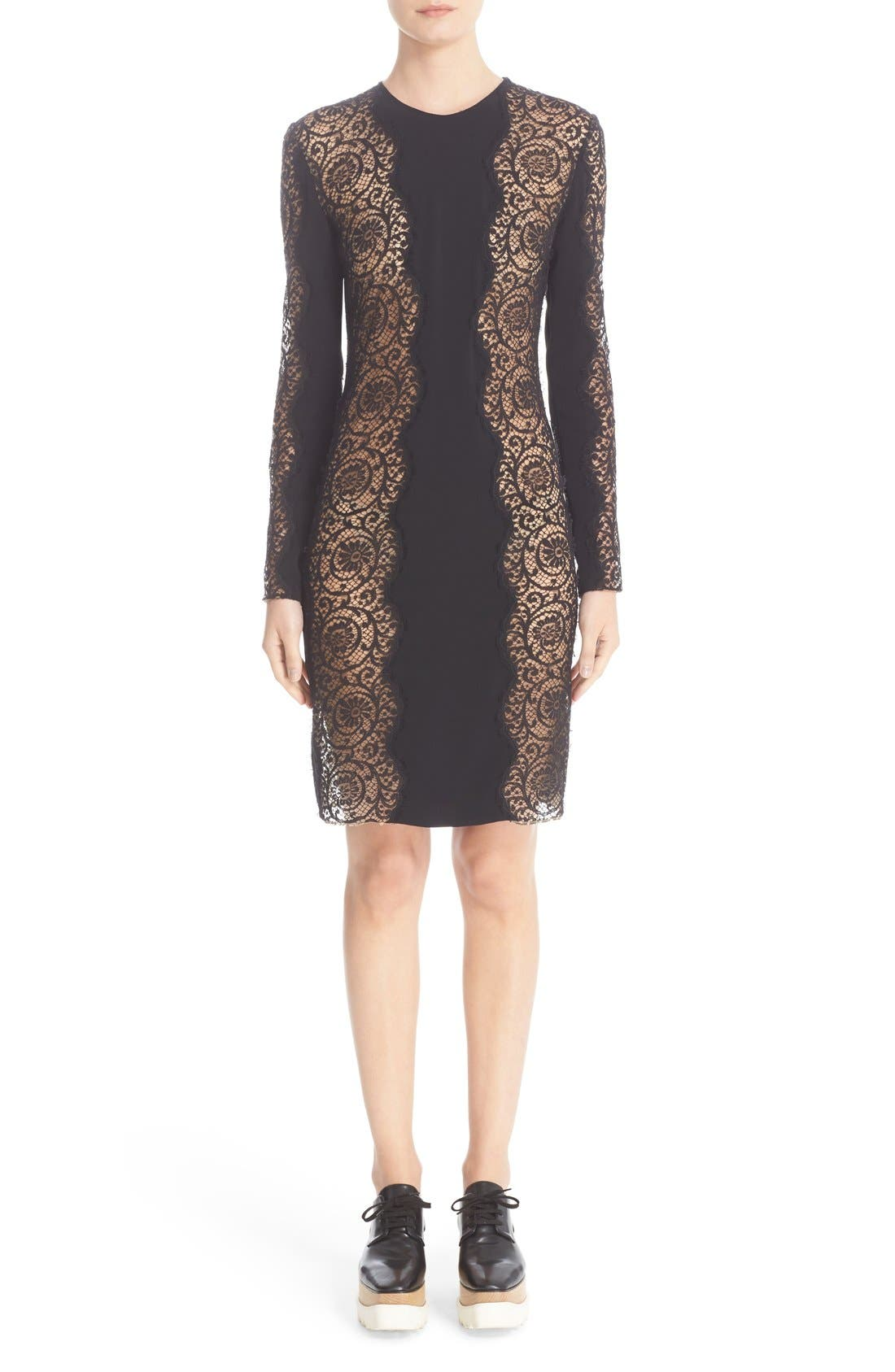 Alternate Image 1 Selected - Stella McCartney Charlie Lace Dress