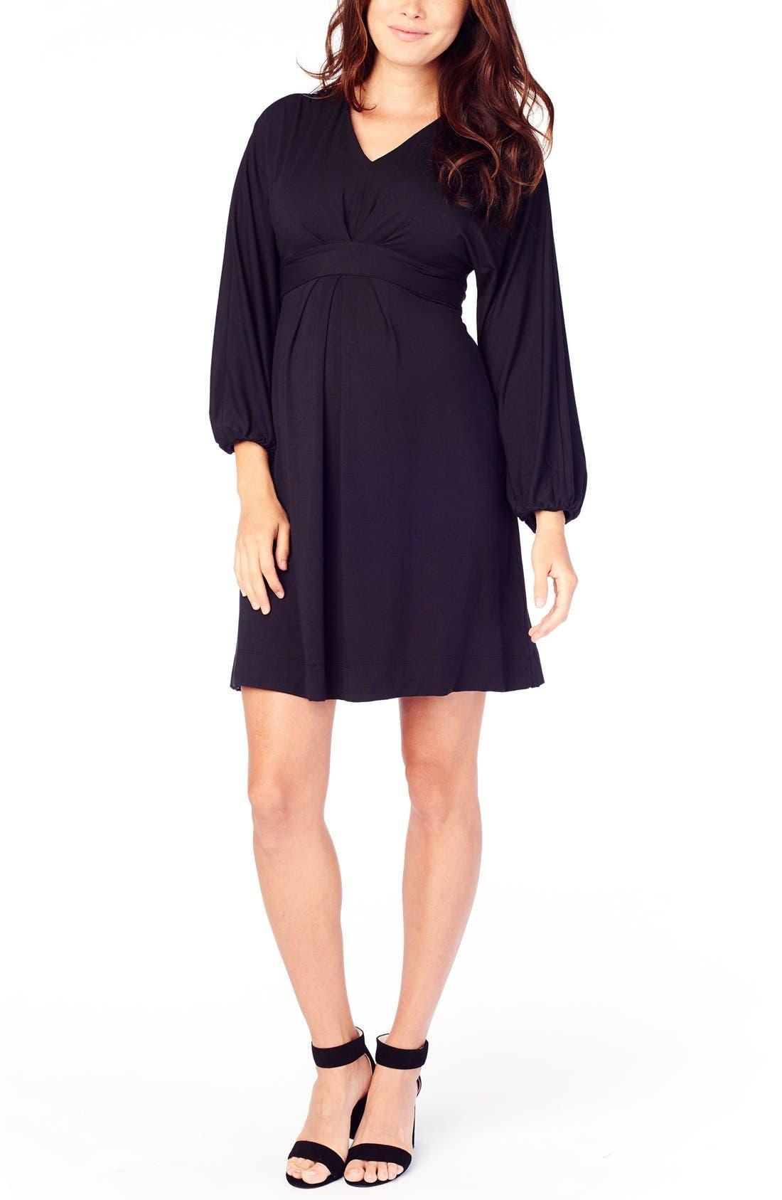 Alternate Image 1 Selected - Ingrid & Isabel Jersey Maternity Dress