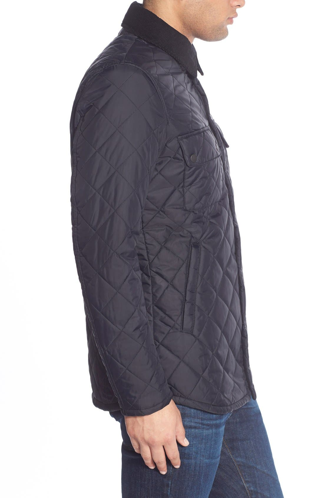 Alternate Image 3  - Barbour 'Akenside' Regular Fit Quilted Jacket