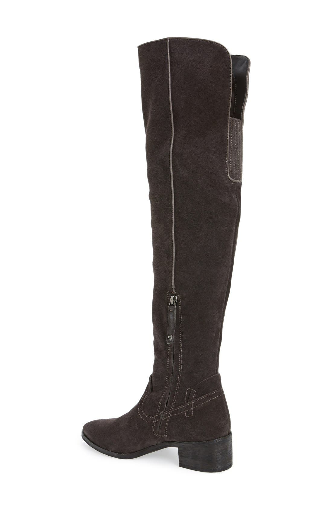 Alternate Image 2  - Dolce Vita 'Kitt' Over the Knee Boot (Women)