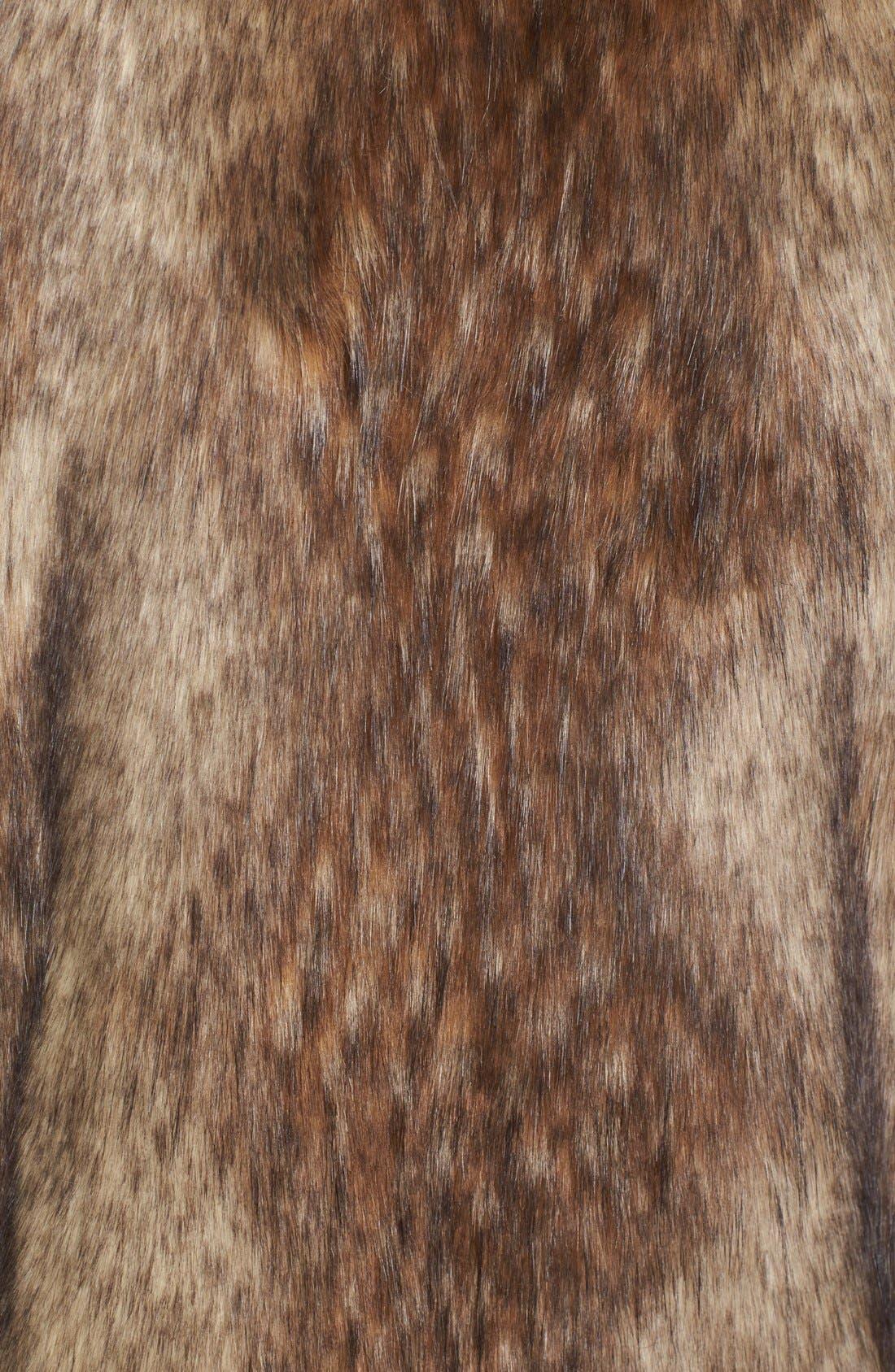 Alternate Image 5  - Soft Joie Narasha Faux Fur Vest
