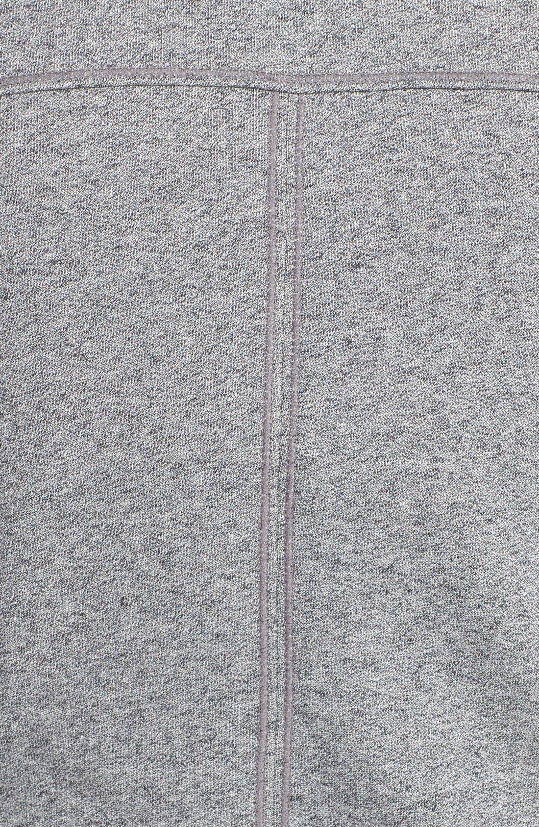 Into Balance Jacket,                             Alternate thumbnail 5, color,                             Grey Blizzard Heather