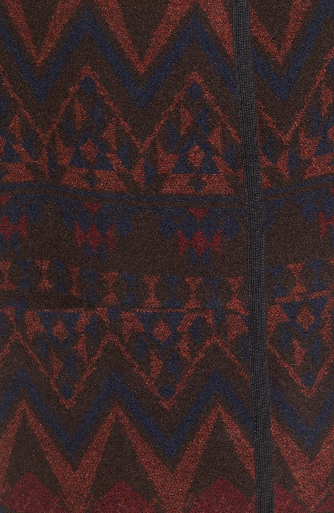 Alternate Image 5  - kensie Teddy Duffle Coat