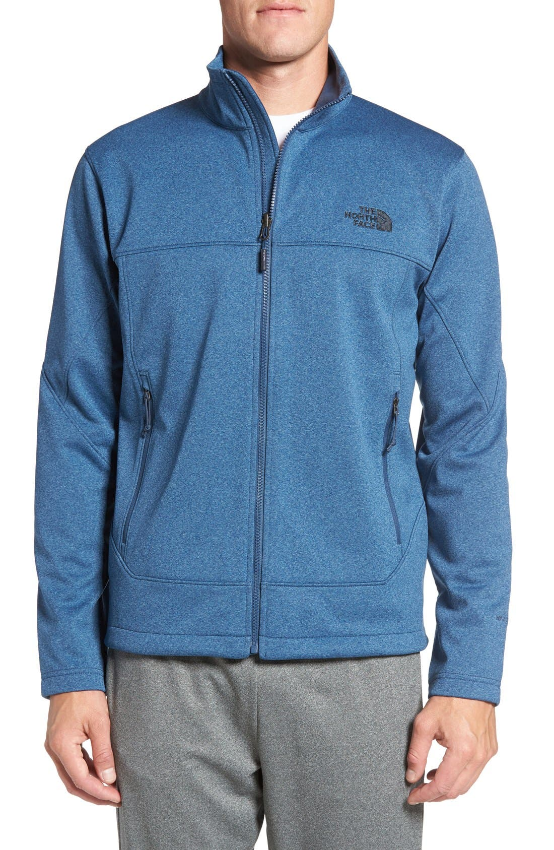 Alternate Image 1 Selected - The North Face 'Canyonwall' Fleece Jacket