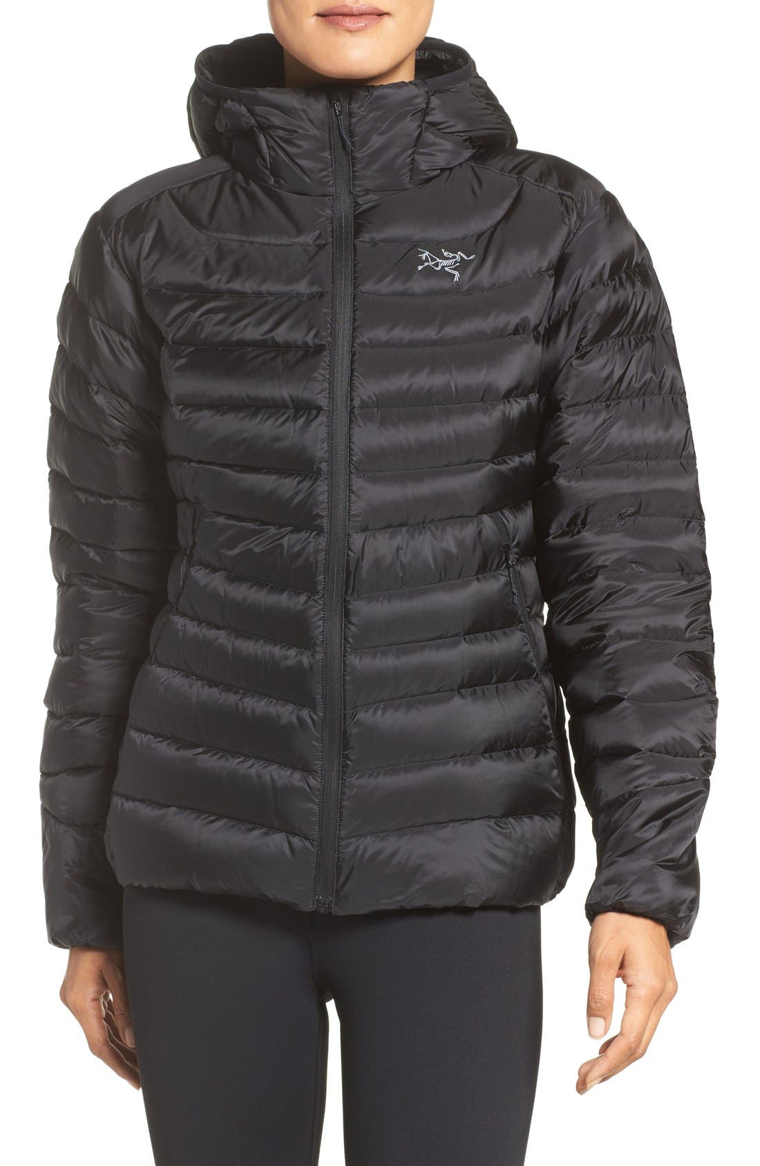 Arc'teryx 'Cerium' Hooded Jacket