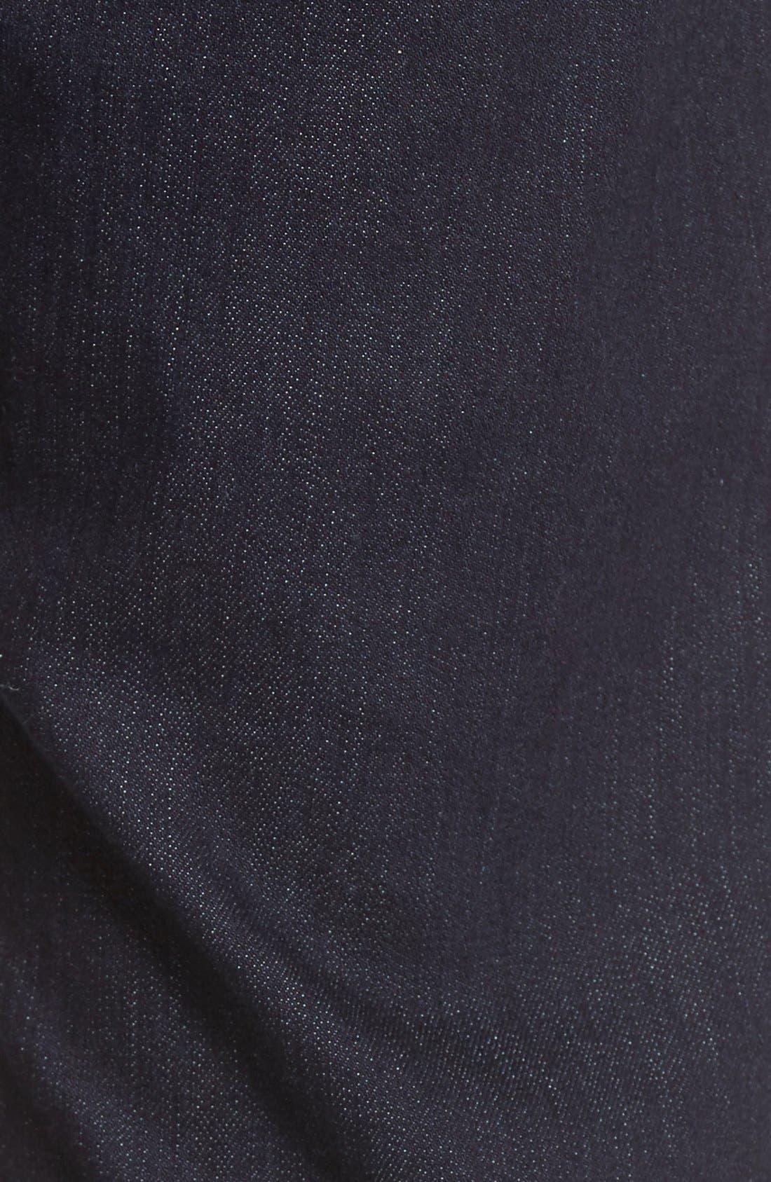 Geno Straight Leg Jeans,                             Alternate thumbnail 5, color,                             2S Body Rinse