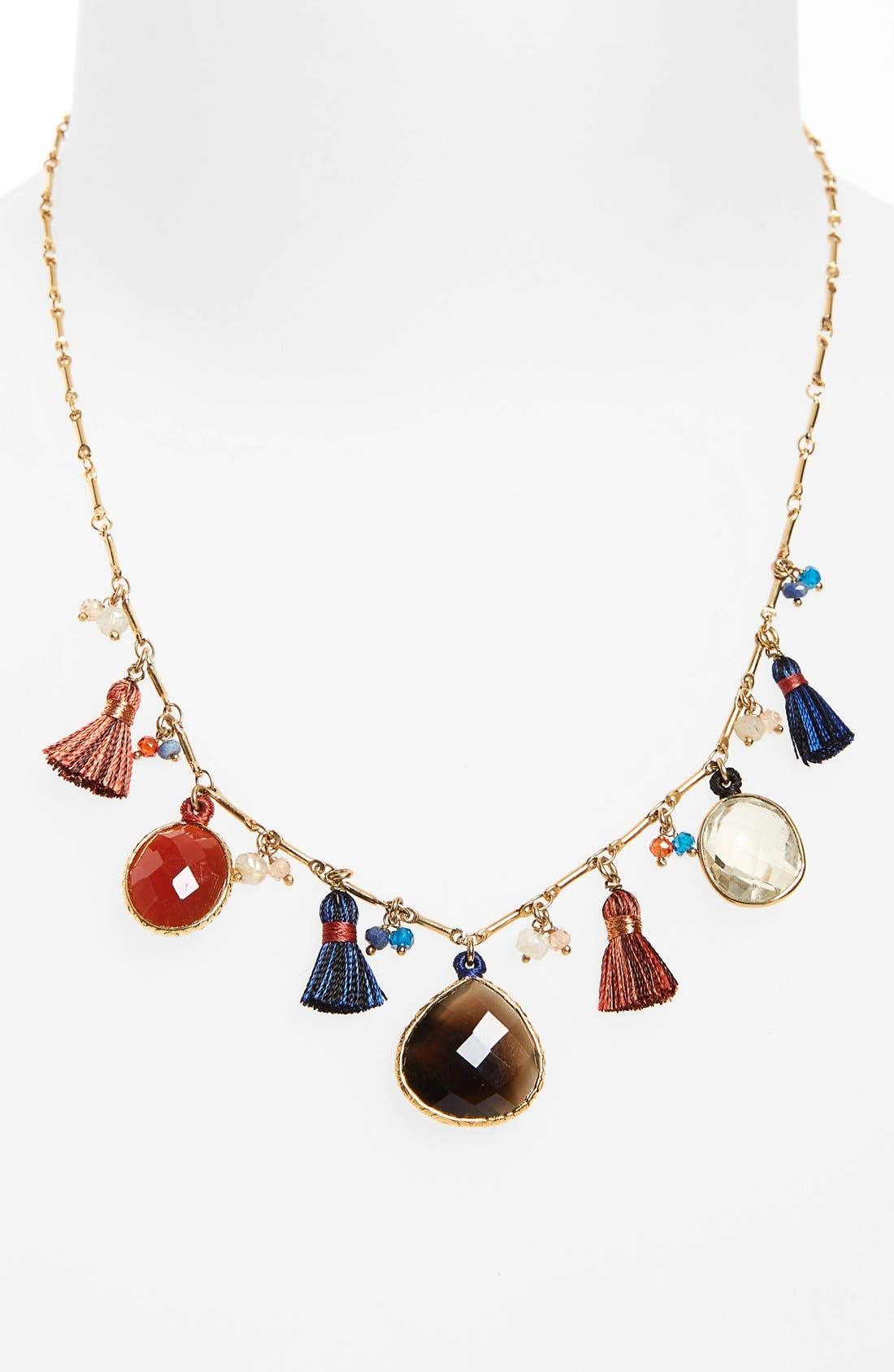 Alternate Image 2  - Gas Bijoux Serti Collar Necklace