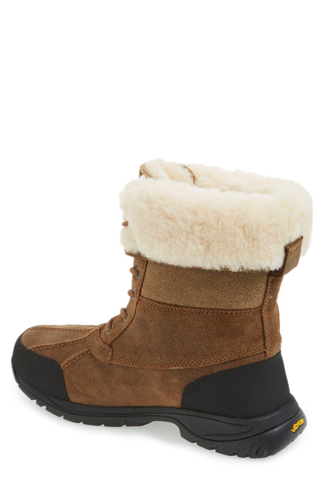 Alternate Image 2  - UGG® Butte Bomber Snow Boot (Men)