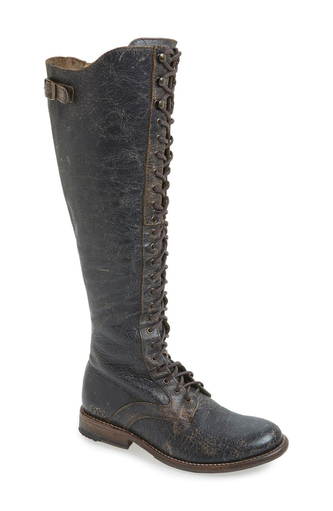 Bed Stu 'Della' Lace-Up Boot (Women)