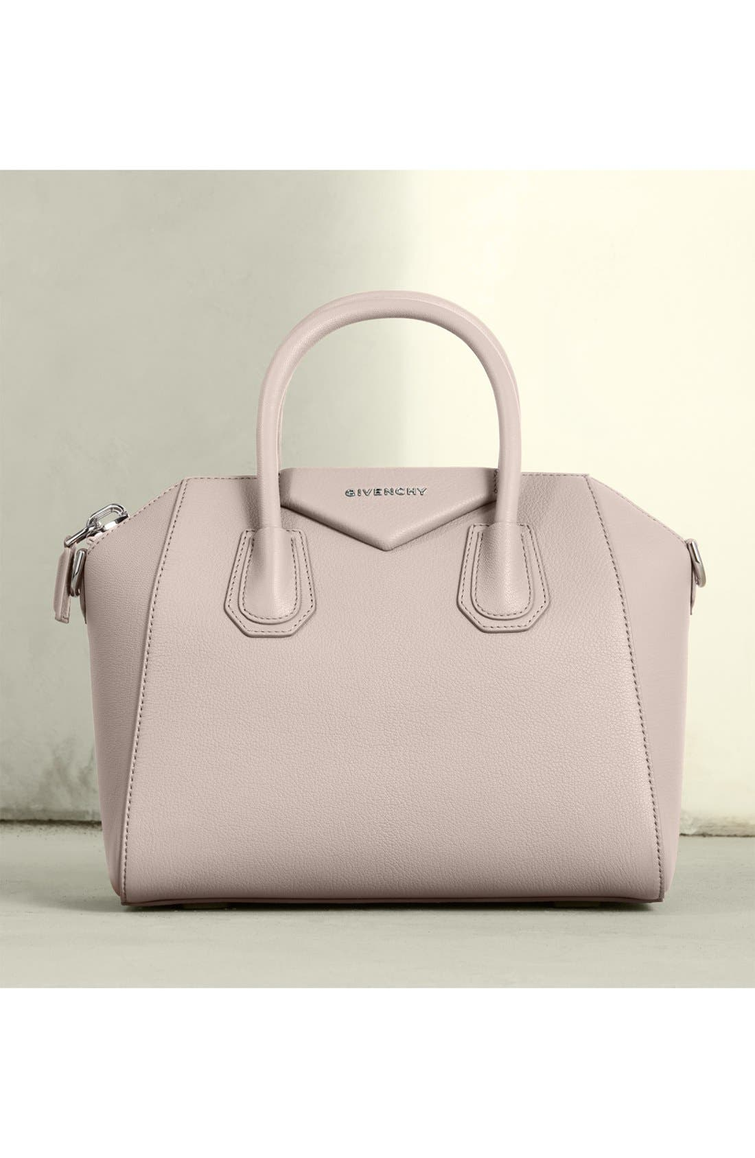 Alternate Image 9  - Givenchy 'Small Antigona' Leather Satchel