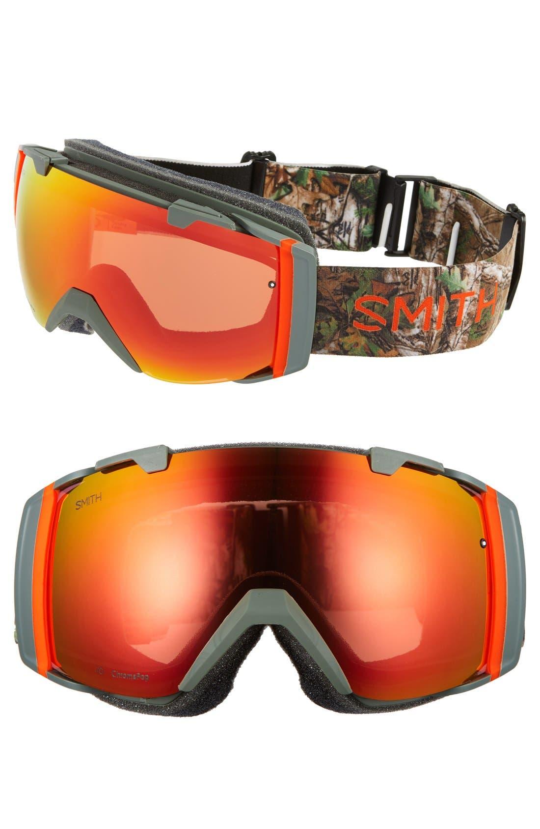Smith I/O 205mm Snow Goggles
