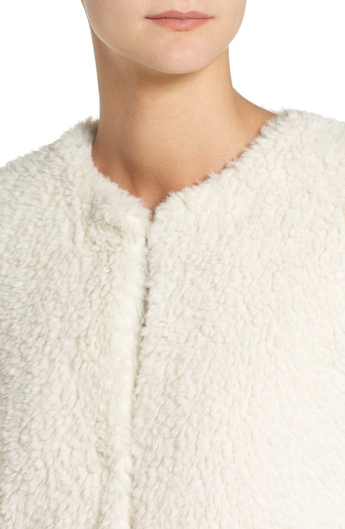 Alternate Image 4  - BB Dakota Merrill Faux Fur Jacket