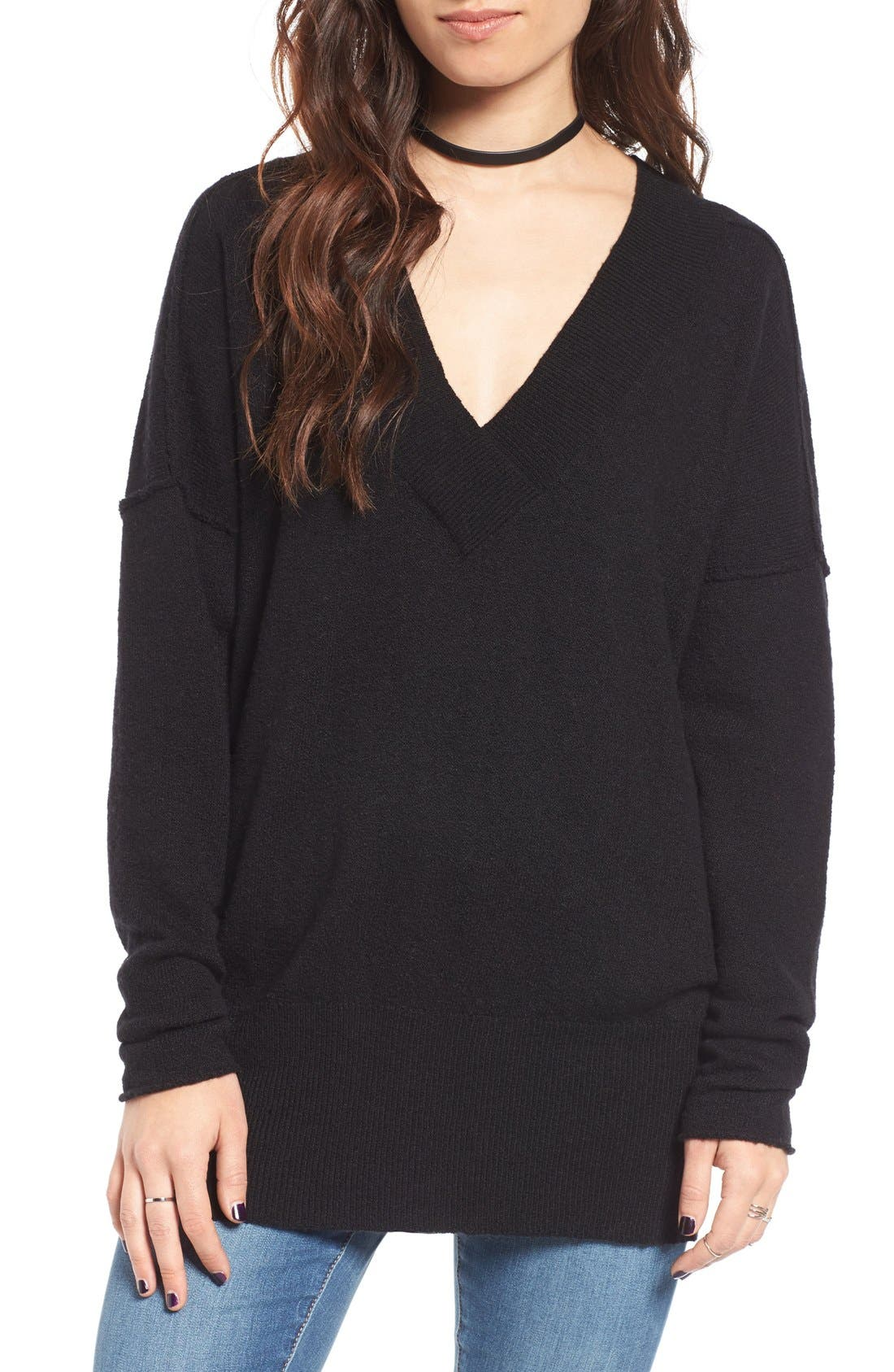 Alternate Image 1 Selected - BP. Dolman Knit Tunic