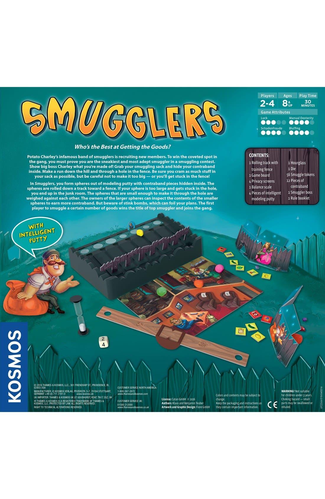 Alternate Image 3  - Thames & Kosmos Smugglers Board Game