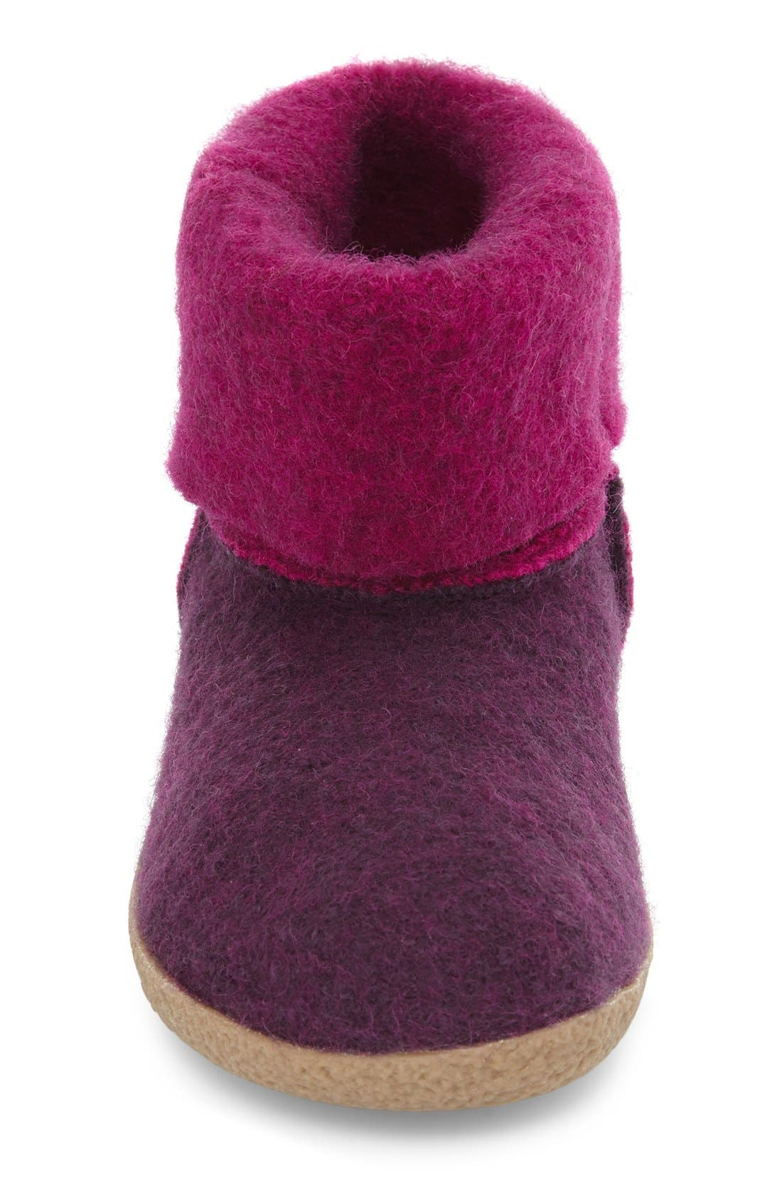 Alternate Image 3  - Giesswein Bigelow Cuffed Water Repellent Slipper (Women)