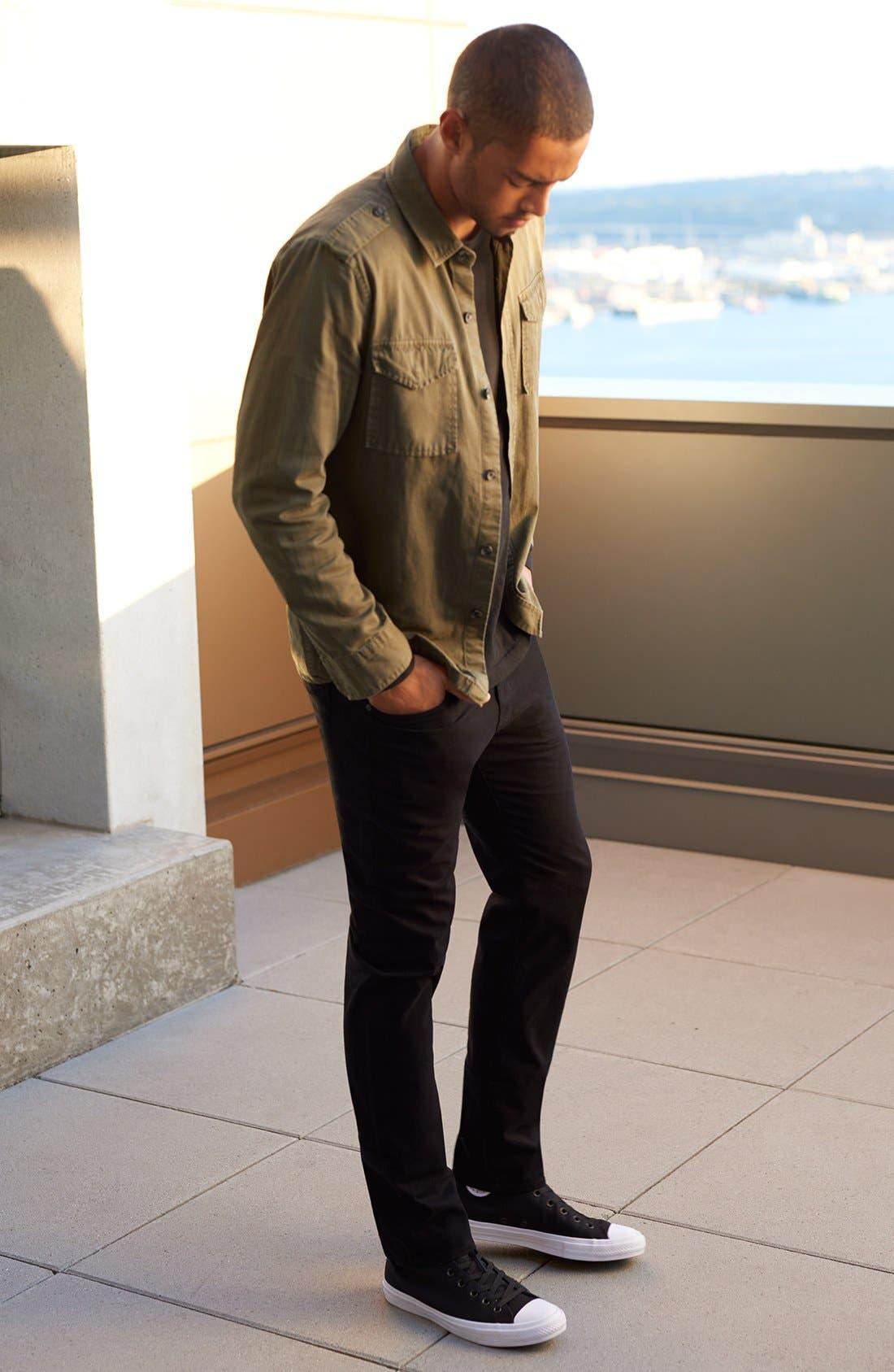 Alternate Image 8  - AG 'Matchbox BES' Slim Fit Pants