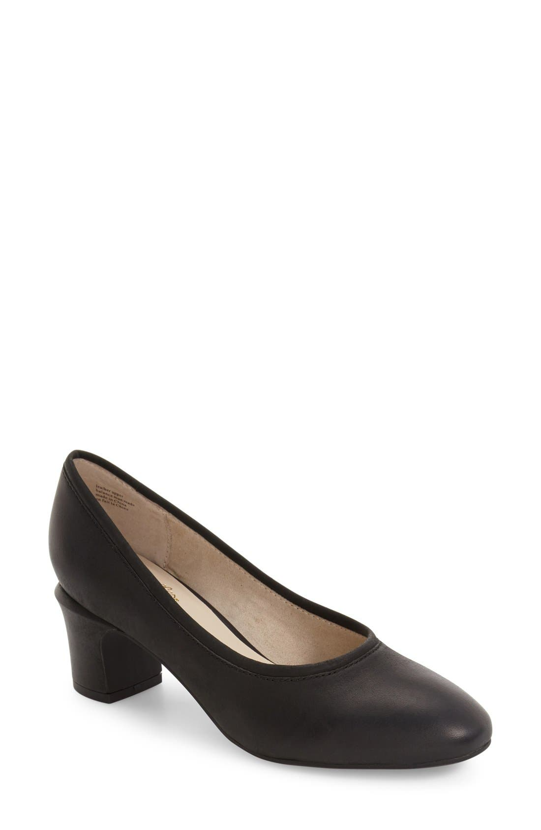 Alternate Image 1 Selected - Seychelles Canopy Beveled Heel Pump (Women)