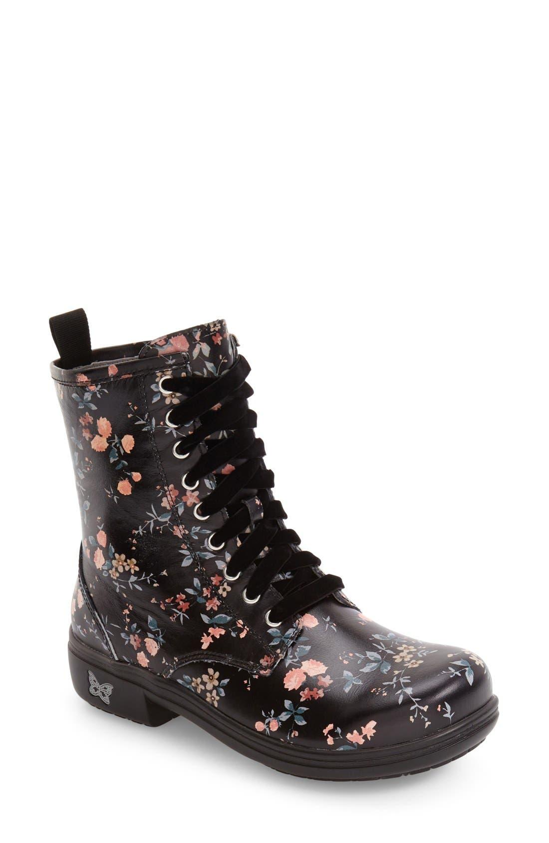 Alegria Ari Combat Boot (Women)