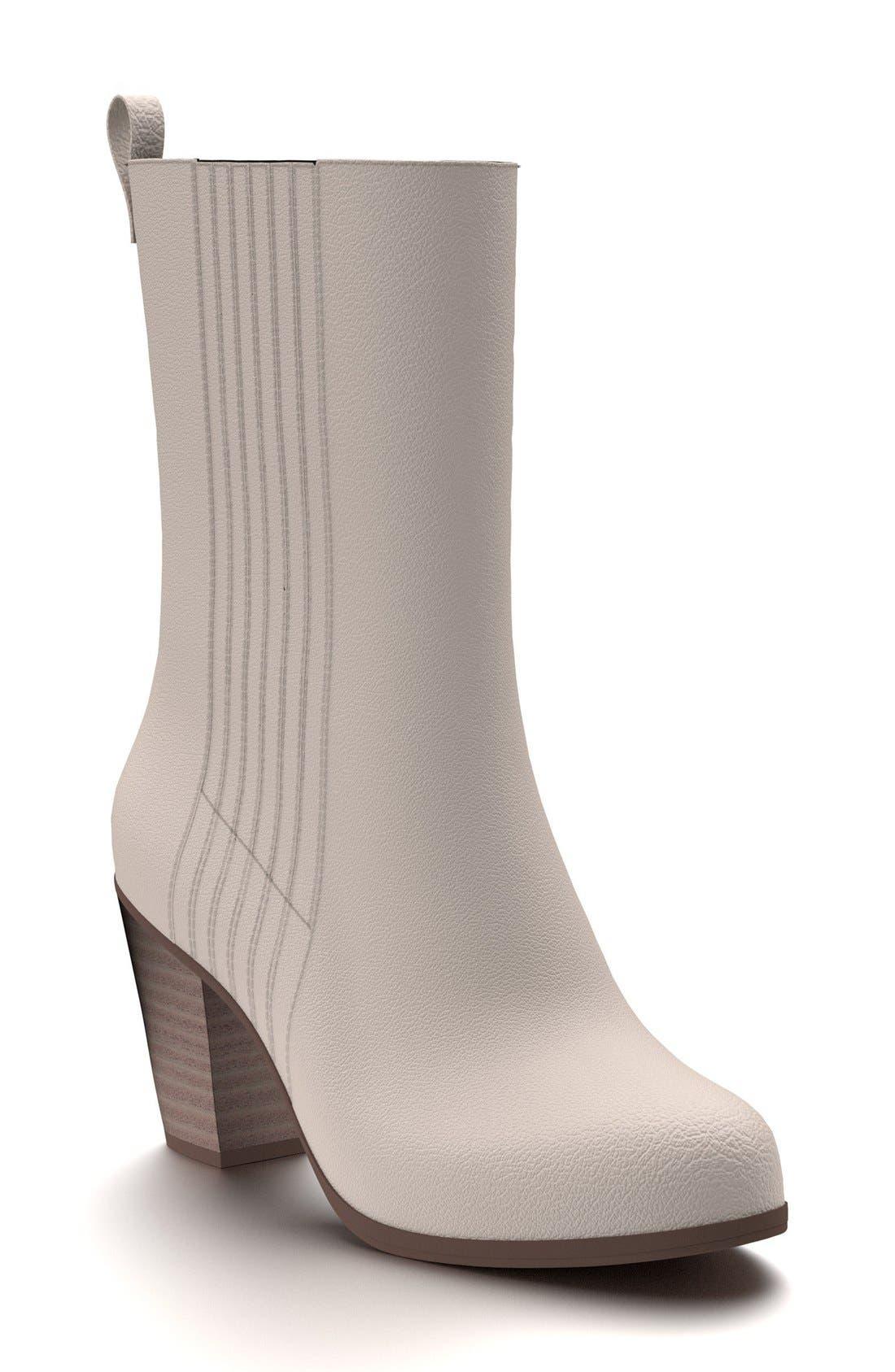 Shoes of Prey Mid Calf Boot (Women)
