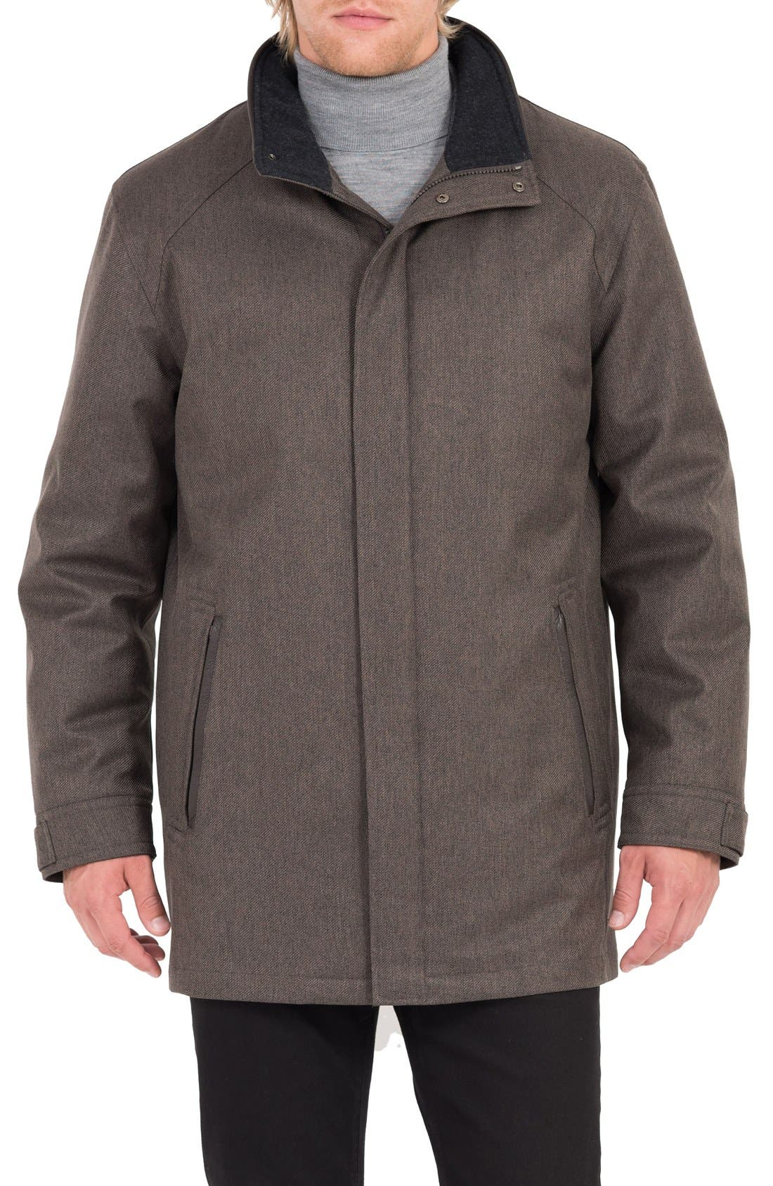 RAINFOREST Cavalry Twill Parka