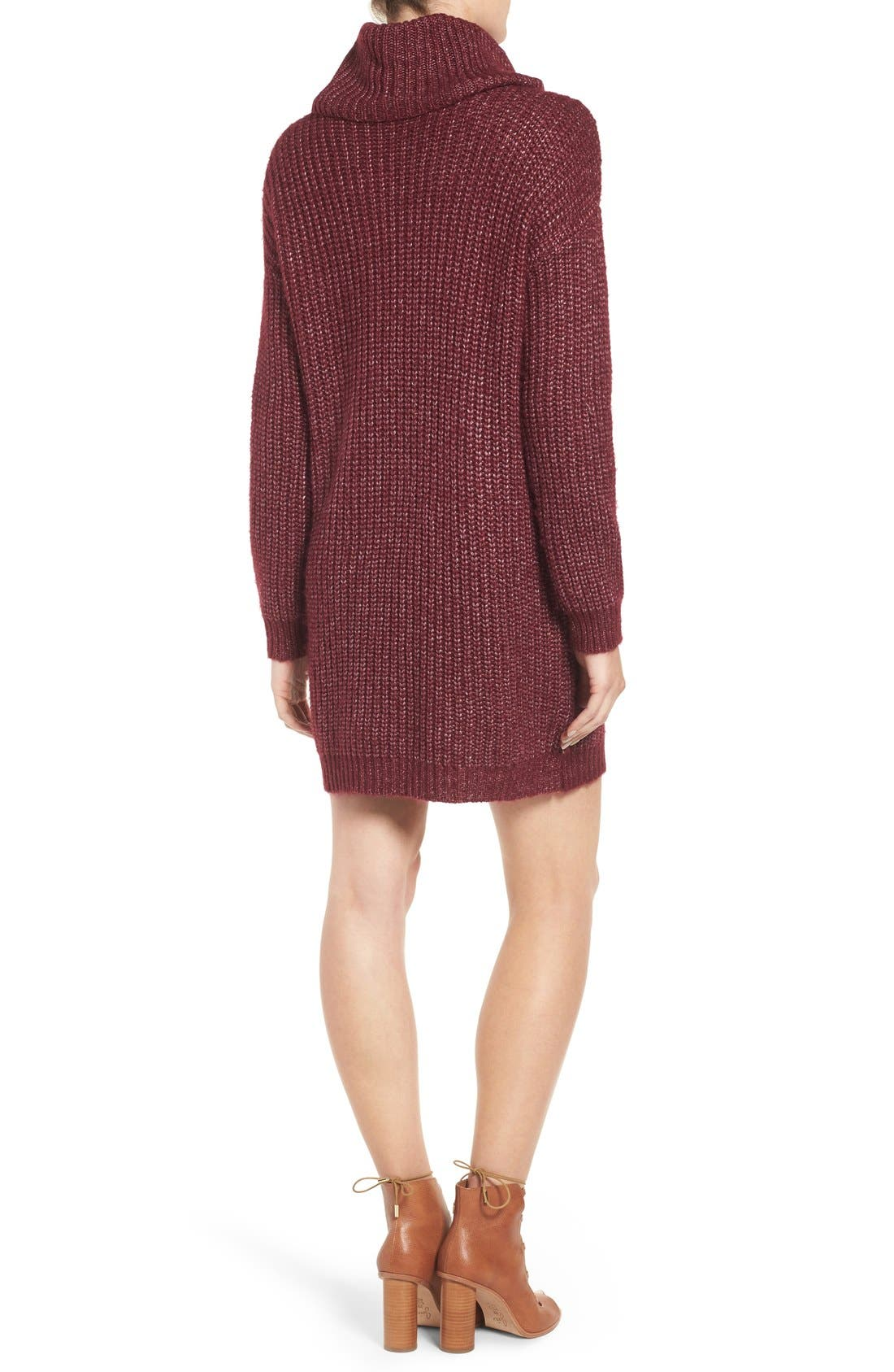 Alternate Image 3  - cupcakes and cashmere Ventura Sweater Dress