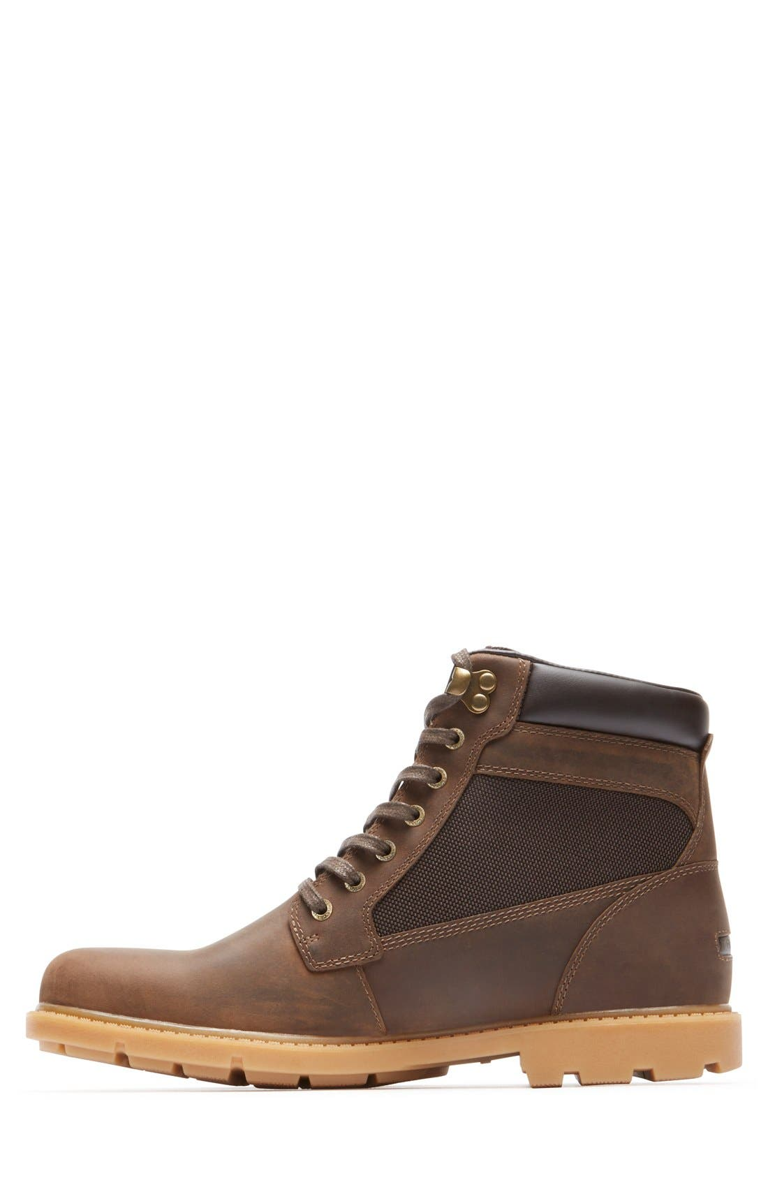 Alternate Image 2  - Rockport 'Rugged Bucks High' Waterproof Boot (Men)