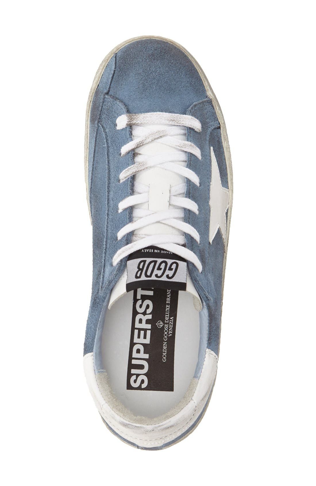 Alternate Image 3  - Golden Goose 'Superstar' Low Top Sneaker (Women)