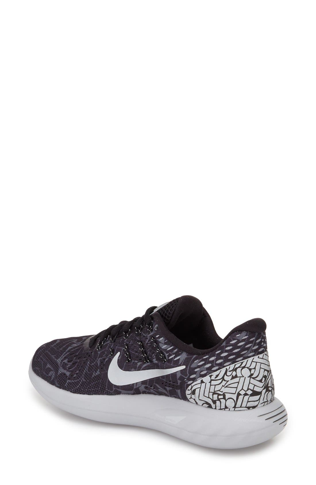 Alternate Image 2  - Nike Rostarr LunarGlide 8 Running Shoe (Women)