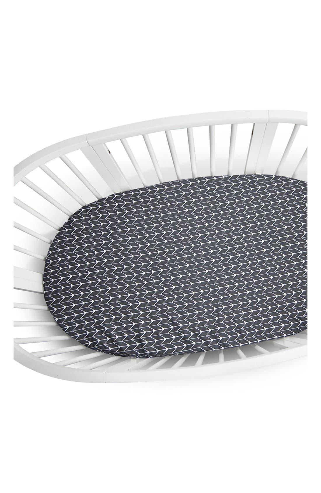 Alternate Image 1 Selected - Oilo 300 Thread Count Crib Sheet for Stokke Sleepi Crib