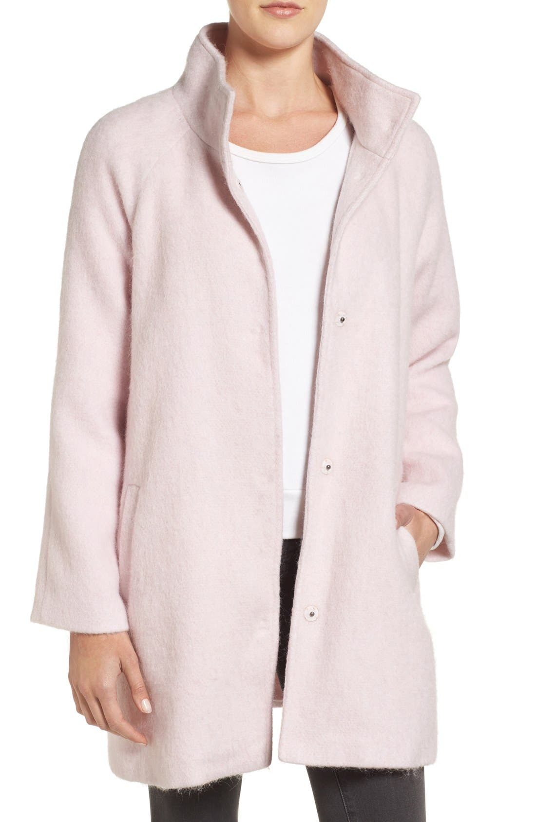 Main Image - cupcakes and cashmere Aubrey Coat
