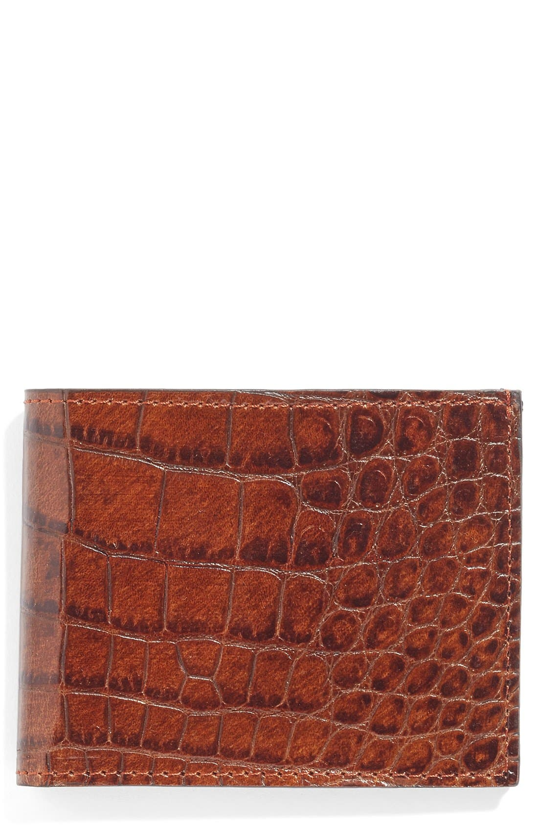 Martin Dingman Leather Wallet
