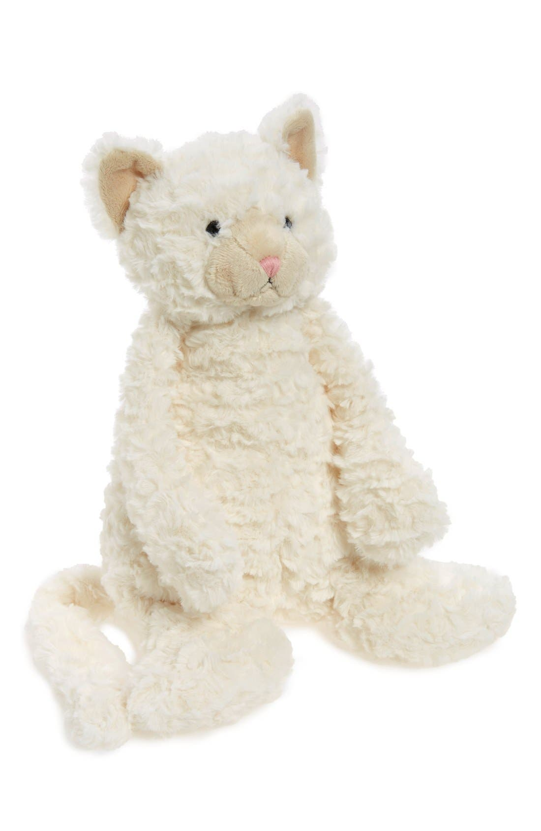 Katie Kitten Stuffed Animal,                         Main,                         color, White