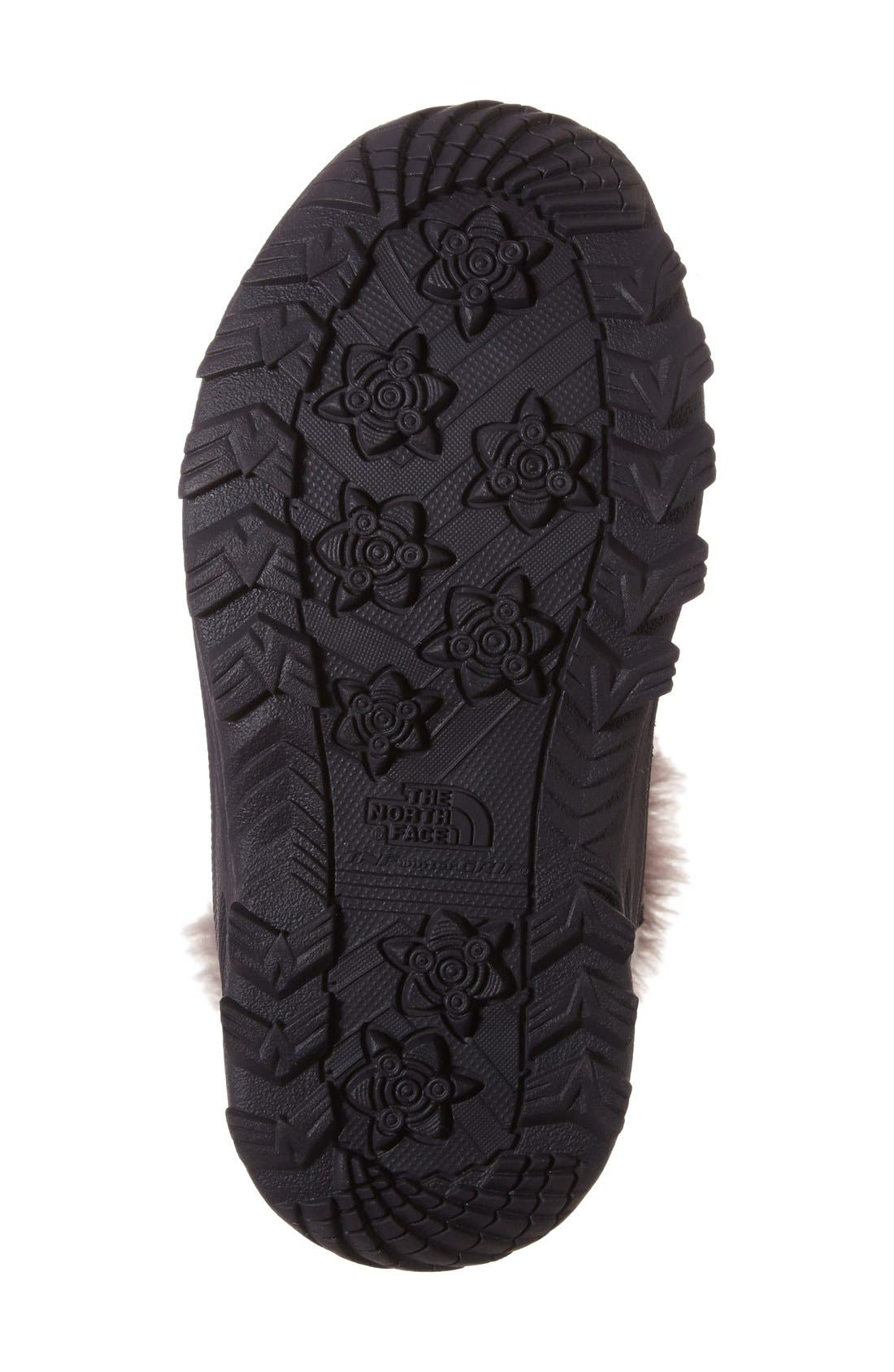 Alternate Image 4  - The North Face Shellista Lace II Waterproof Boot (Toddler, Little Kid & Big Kid)