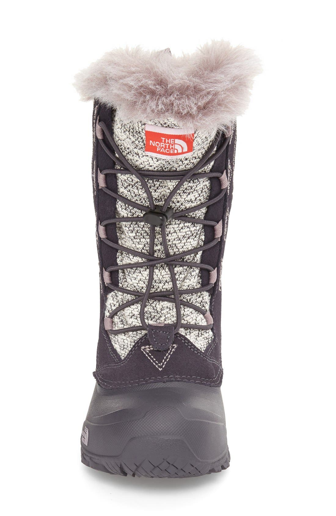 Alternate Image 3  - The North Face Shellista Lace II Waterproof Boot (Toddler, Little Kid & Big Kid)
