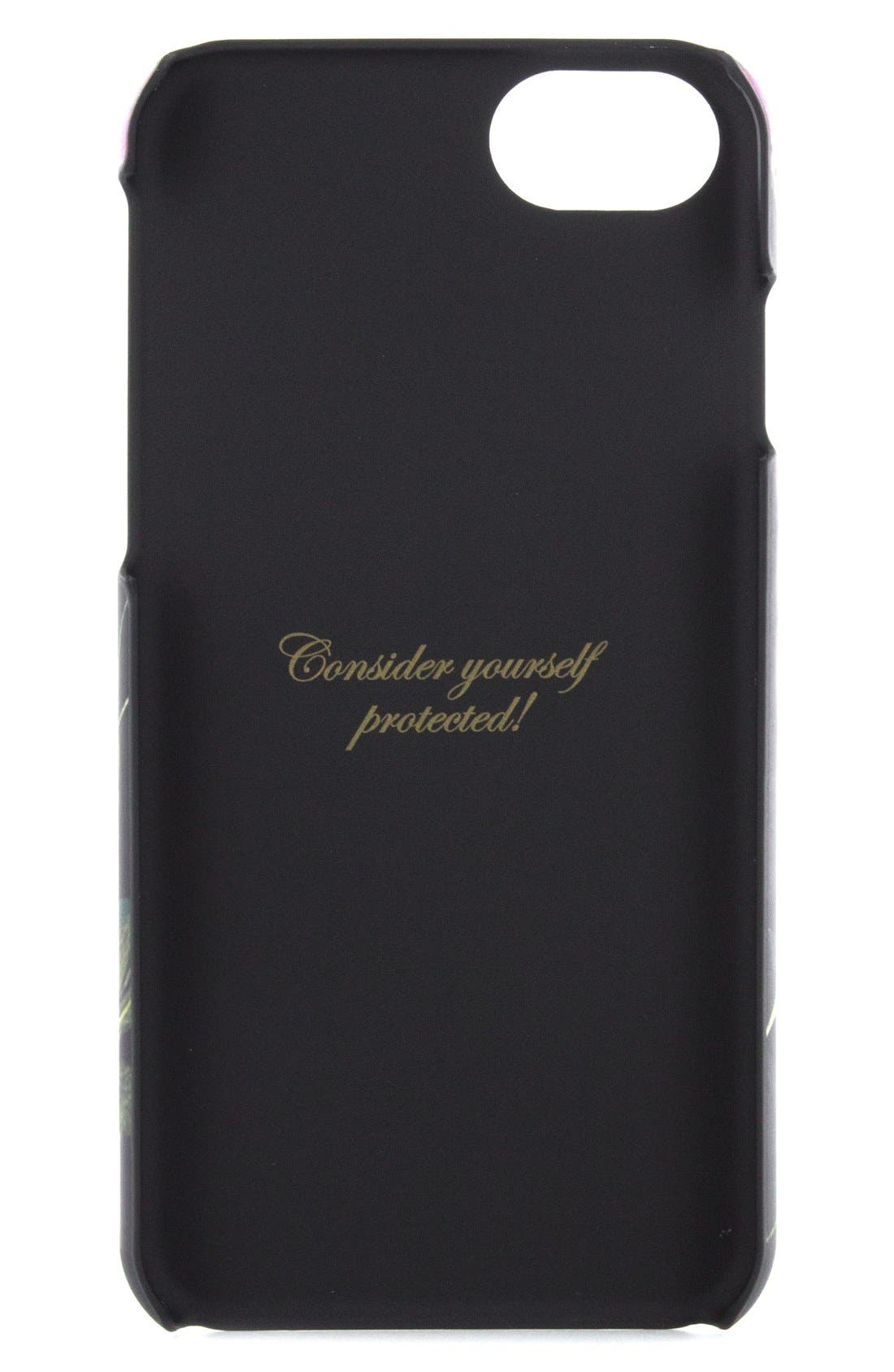 Alternate Image 3  - Ted Baker London Mireill iPhone 6/6s/7/8 Case