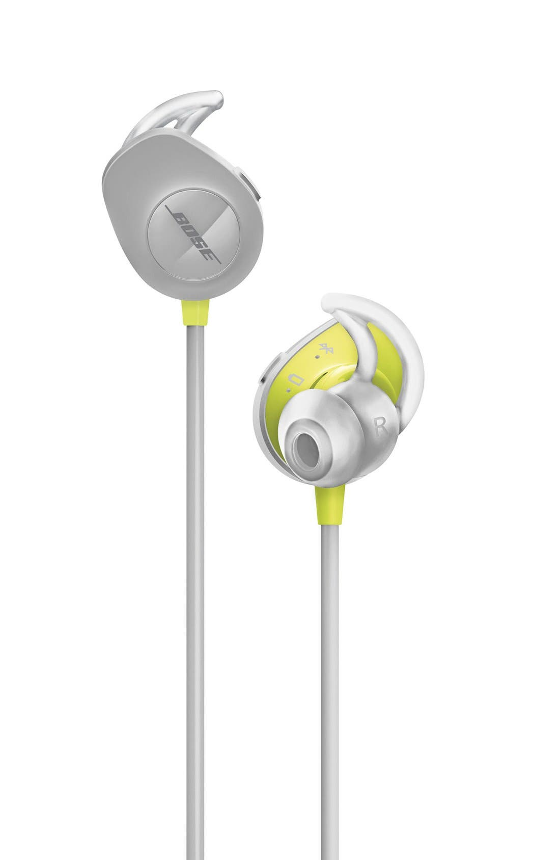 SoundSport<sup>®</sup> Wireless Headphones,                             Alternate thumbnail 2, color,                             Citron