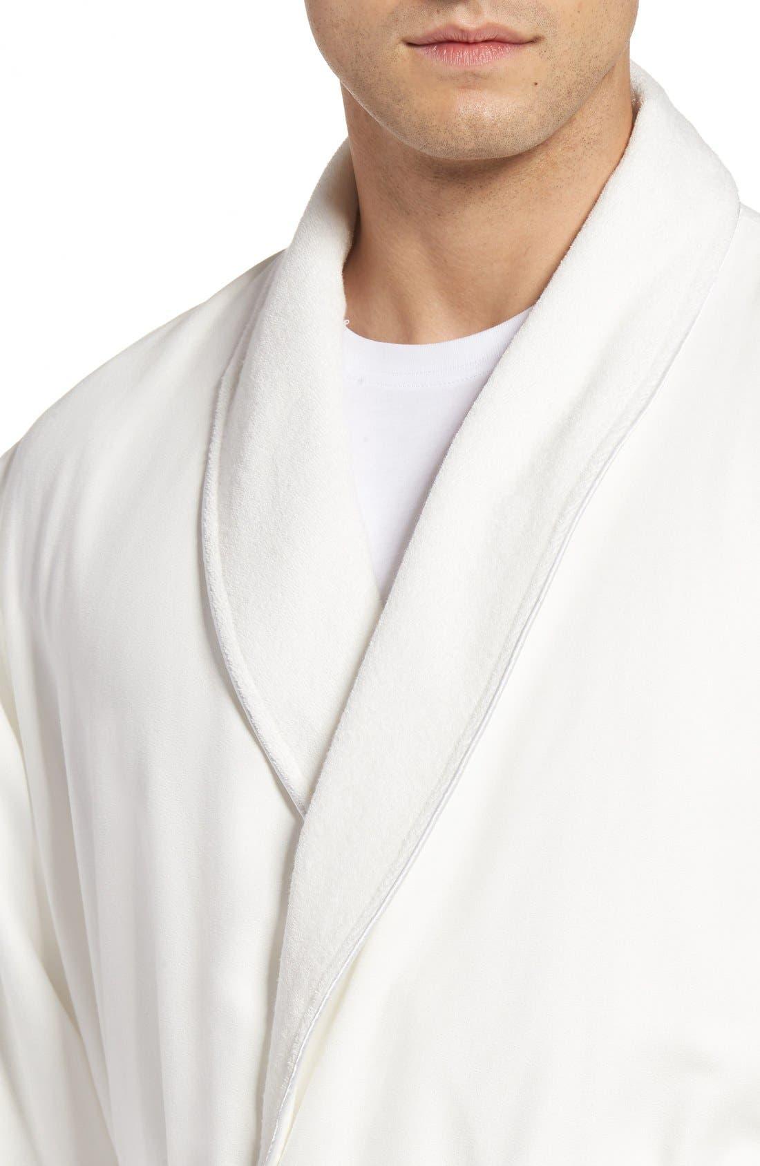 Alternate Image 4  - Majestic International Strathcona Microfiber Robe