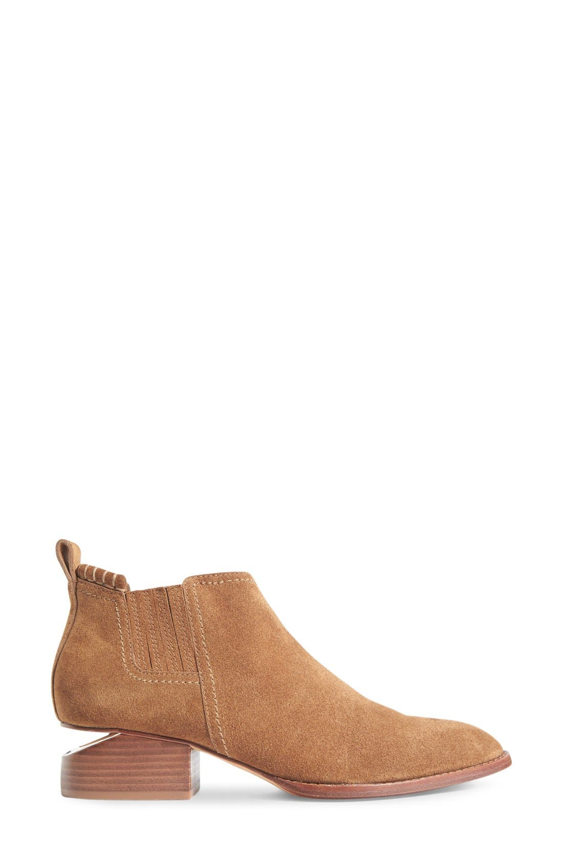 Kori Chelsea Boot,                             Alternate thumbnail 4, color,                             Dark Truffle