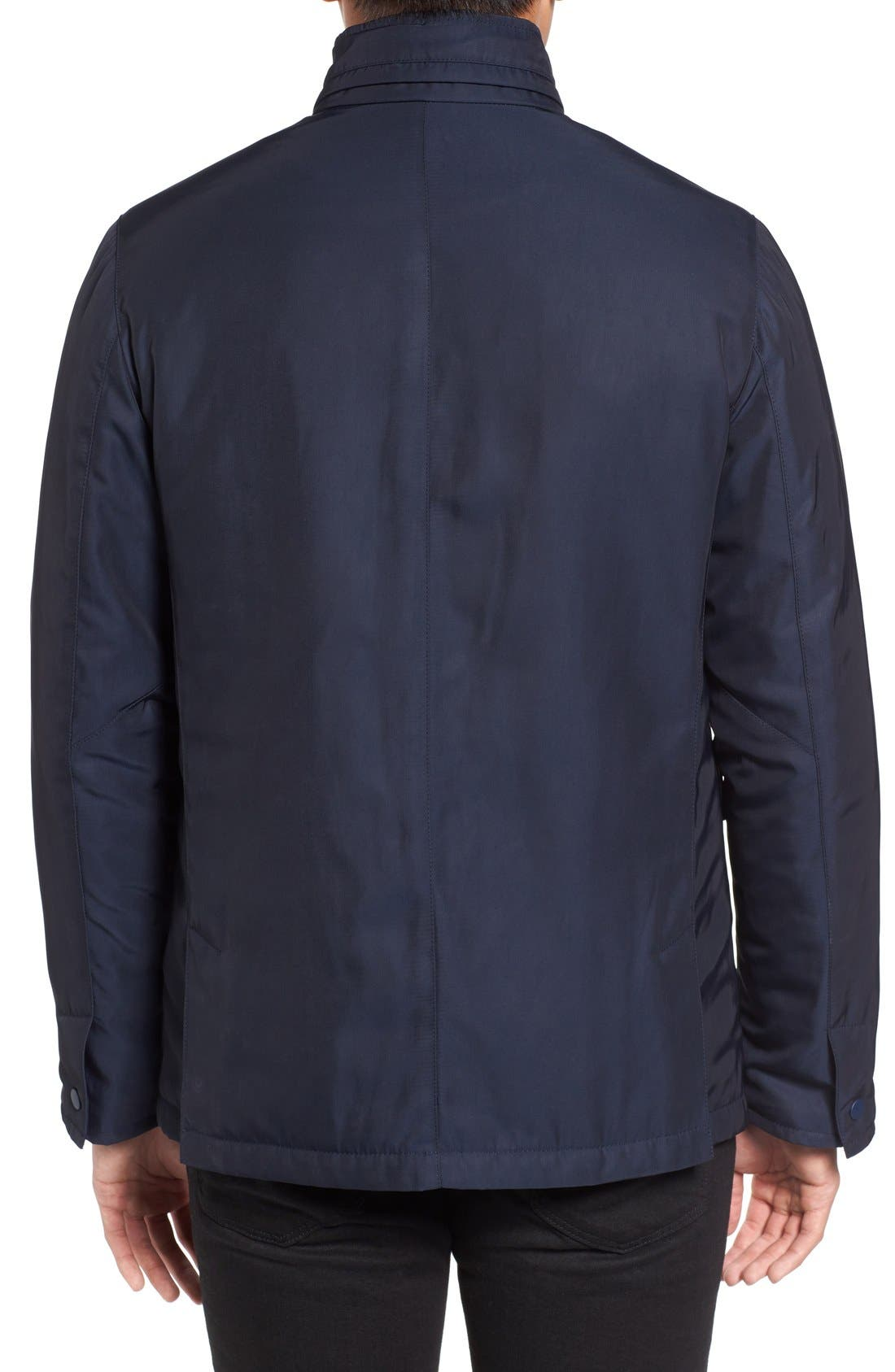 Lightweight Jacket,                             Alternate thumbnail 2, color,                             Navy